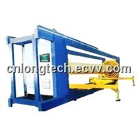 GRP pipes hydraulic pressure test machinery