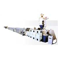 PPR Pipe Extrusion Production Line (SJPPG_65/30-63)