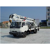 Aerial Working Truck (18m)