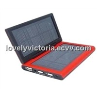 bilayer solar charger