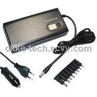 90W AC/dc with led universal laptop adapter
