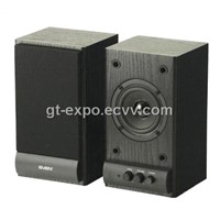 2.0-CH Mini USB Portable Speaker (GT-607)