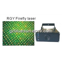 RGY Firefly Laser Light with Dmx Stage Projector