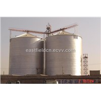 Assembly steel silo