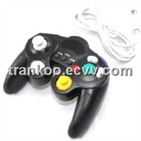 Dual Shock Joystick GameCube Controller Compatible With Wii