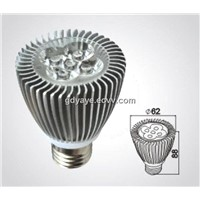 5W High Power LED Spot Light (YAYE-E27-DG5WD3)
