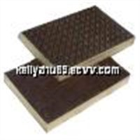Wire Meshed Film Faced Plywood