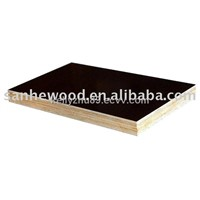 poplar core WBP glue brown film faced plywood