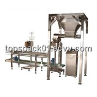 Automatic Weighing, Filling & Packaging Machine