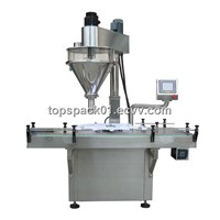 Auger Weighing Filling Machine with Weighers