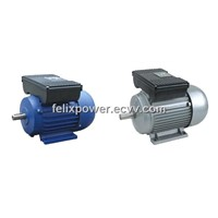 YC single phase electric motor