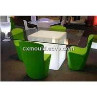 Rotomold Furniture Table and Chair