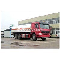 Steyr 6*4 Chemical Liquid Tank Truck--22CBM