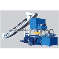 Curbstone Forming Machine (DY-3000S)