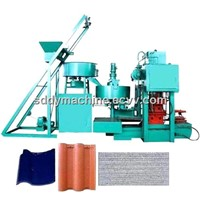 Tile Making Machine (QT8-130T)