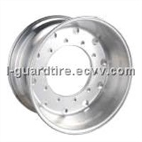 11.75*22.5 Forged Alloy Truck Wheel