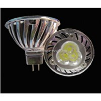 12V 3x1w MR16 led spotlight(LF-MR16-3x1W-002)