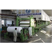 1575mm printing copy paper machine