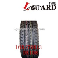 165/70r13 Passenger Car Tires