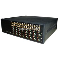 16 Port 64 Sims GSM Voip Gateway