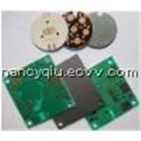 1layer PCB,Aluminum PCB,Single-sided PCB,printed circuit board,PCB copy & design