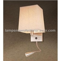 2011 Hotel LED Wall Lamp MOQ30PCS Allowed