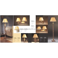 2011 Modern Hotel Bedside Lamp MOQ30pcs Allowed for 3,4,5 Stars