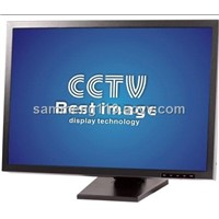 21 Inch TFT LCD CCTV Monitor  With LED Backlight
