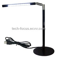 21PCS LED Solar/USB Table Lamp