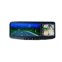 3.5 INCH Rear View Mirror monitor with GPS & Bluetooth