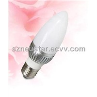 3w LED candle lamp