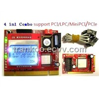 4 in 1 Combo Computer Diagnostic Card