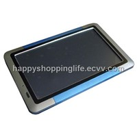 5 Inch Touch Screen GPS Navigator with MP3 MP4 Player