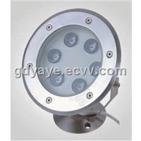 6W LED Underwater Lights (UW6WRGBA06)