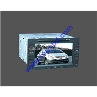 7 INCH free ship CAR DVD PLAYER WITH GPS FORPEUGEOT 307