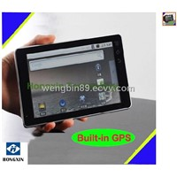 7 Inch UMPC, MID With GPS (M-710)