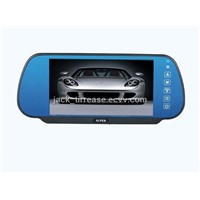"7"" TFT LCD car mirror monitor"