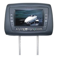 7 inch headrest monitor with sd/usb port