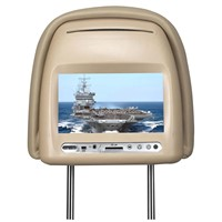 7 Inch Universal Headrest DVD