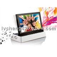 7inch Digital Speaker Photo Frame
