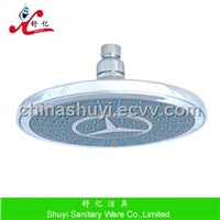 8 inch plastic water saving shower head