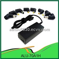 AC 70W Universal Laptop Power Supply for Home use