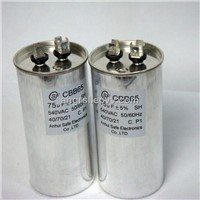 AC Motor Run Capacitor