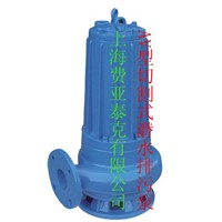 AS-Type Anti-Clogging Sewage Pump Tear