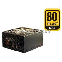 ATX 800W power supply/pc power supply/switching power supply/SMPS/PSU/80 PLUS GOLD