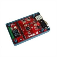 AVRVI Ethernet IO kit - USE AVR and ENC28J60