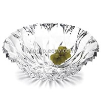 Acrylic (PC) Displayware fruit trays bowls