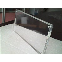 Acrylic photo picture frame