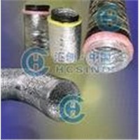 Aluminum Flexible Air Duct - Non Insulated Duct