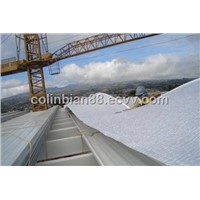 Aluminum Nonwoven Heat Insulation Sheet